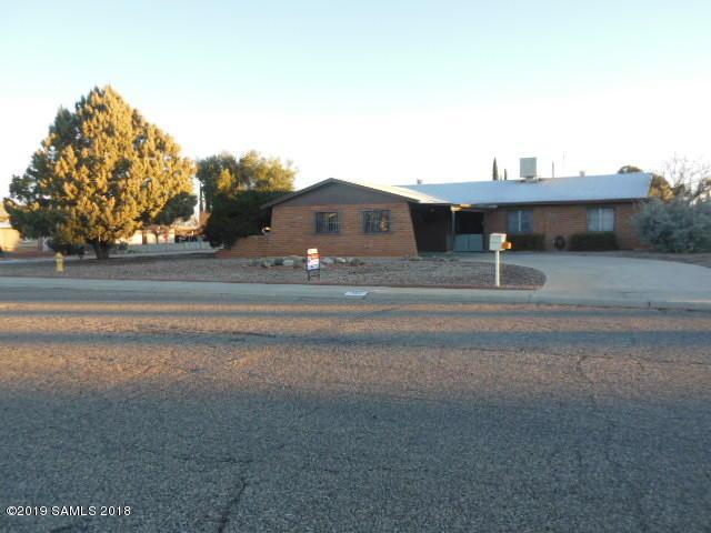 459 Hegge Drive, Sierra Vista, AZ 85635 (MLS #169450) :: Service First Realty