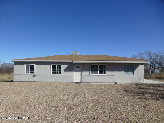 2295 N Hacienda Drive, Benson, AZ 85602 (MLS #169673) :: Service First Realty