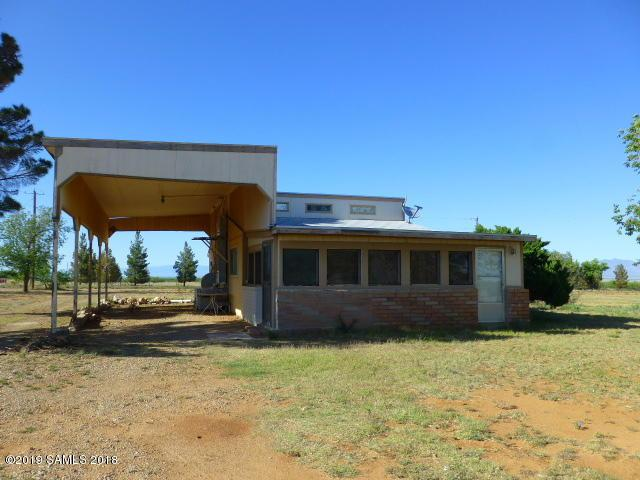 894 W Kaibab Way, Cochise, AZ 85606 (MLS #169773) :: Service First Realty
