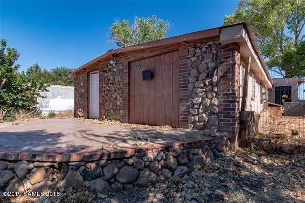 9486 E Kedron Drive, Hereford, AZ 85615 (MLS #170355) :: Service First Realty
