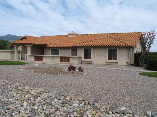4716 S Shoshoni Avenue, Sierra Vista, AZ 85650 (MLS #170648) :: Service First Realty