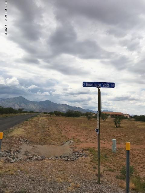 Tbd Huachuca Vista Trail, Hereford, AZ 85615 (#171371) :: Long Realty Company