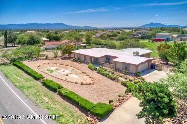 3616 E Choctaw Drive, Sierra Vista, AZ 85650 (#171652) :: Long Realty Company