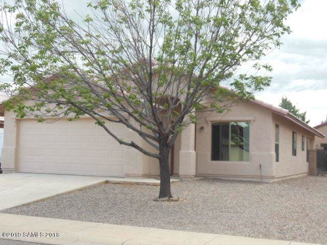 5330 Sonora Street, Sierra Vista, AZ 85635 (MLS #171799) :: Service First Realty