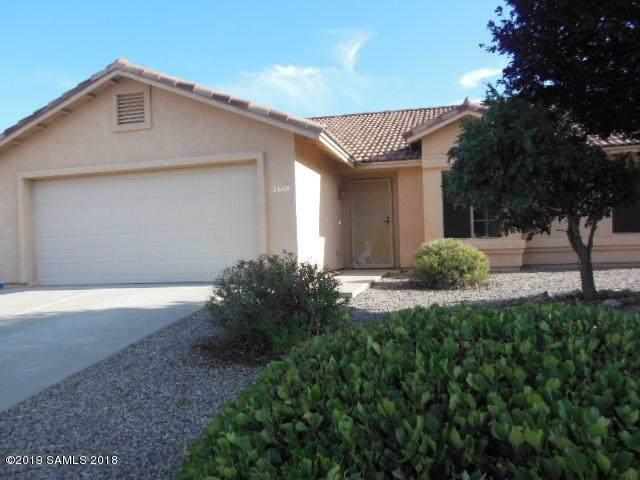 3668 Paseo Santa Clara, Sierra Vista, AZ 85650 (#171889) :: Long Realty Company