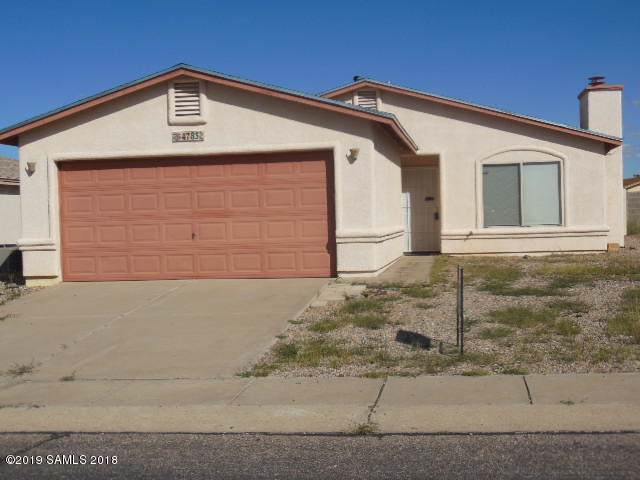 4783 Territorial Loop, Sierra Vista, AZ 85635 (#172183) :: The Josh Berkley Team