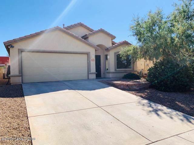 2996 Copper Pointe Drive, Sierra Vista, AZ 85635 (#172246) :: The Josh Berkley Team