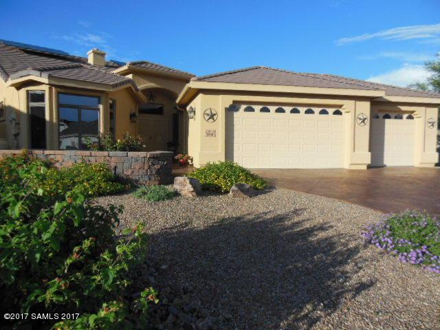 2639 Glenview Drive, Sierra Vista, AZ 85650 (MLS #163289) :: Service First Realty