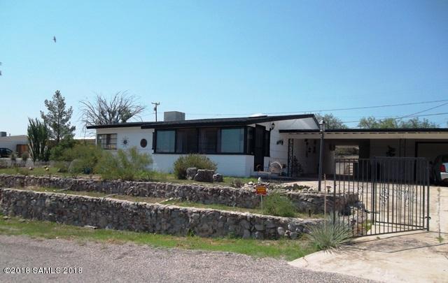 139 W Avenida De La Loma, Tombstone, AZ 85638 (MLS #167970) :: Service First Realty