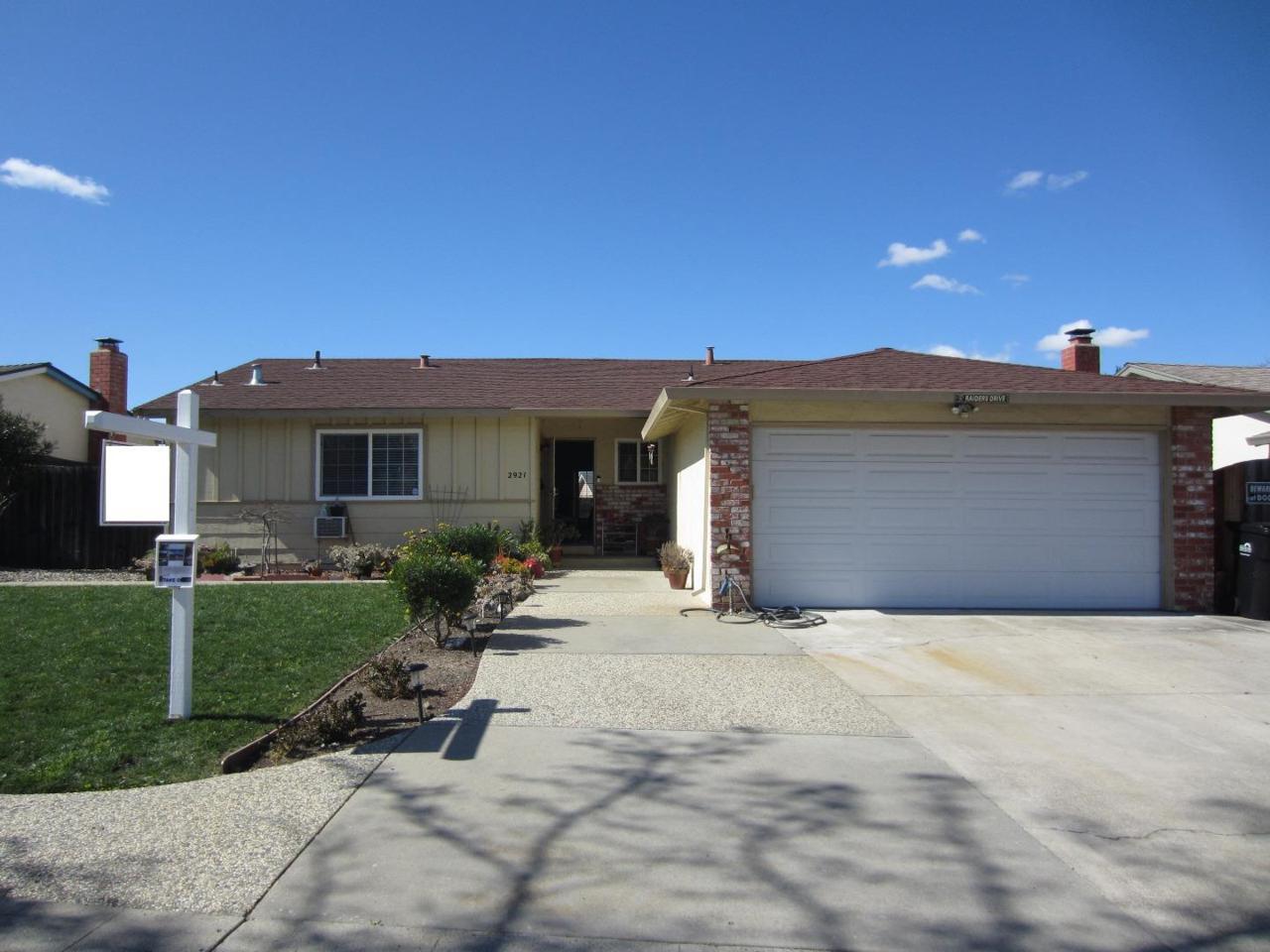 2921 Fairfax Ave, San Jose, CA 95148 (#ML81639169) :: The Goss Real Estate Group, Keller Williams Bay Area Estates