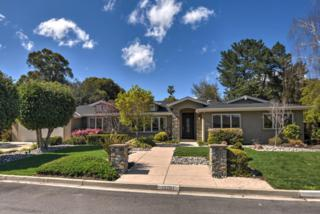 13287 Via Ranchero Dr, Saratoga, CA 95070 (#ML81643891) :: The Goss Real Estate Group, Keller Williams Bay Area Estates