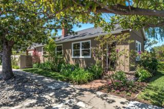1100 Lincoln Ave, Burlingame, CA 94010 (#ML81649007) :: The Gilmartin Group