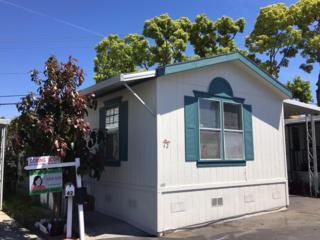 1201 E Sycamore Ter 42, Sunnyvale, CA 94086 (#ML81649107) :: The Gilmartin Group