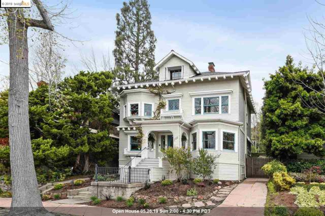 106 Mesa Ave, Piedmont, CA 94611 (#EB40859783) :: Strock Real Estate