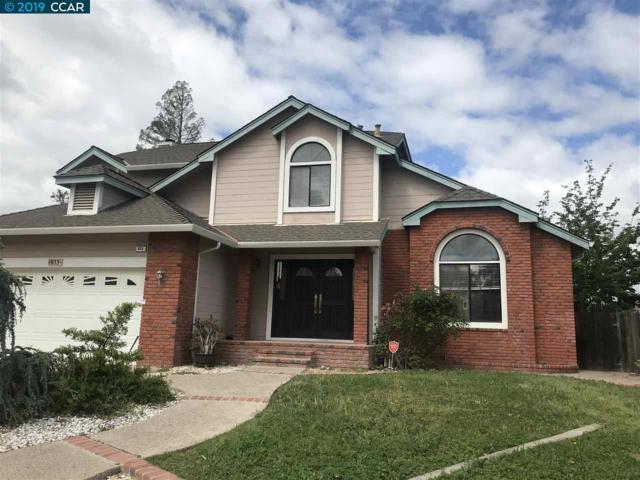 933 Bluerock Dr, Antioch, CA 94509 (#CC40863430) :: Strock Real Estate
