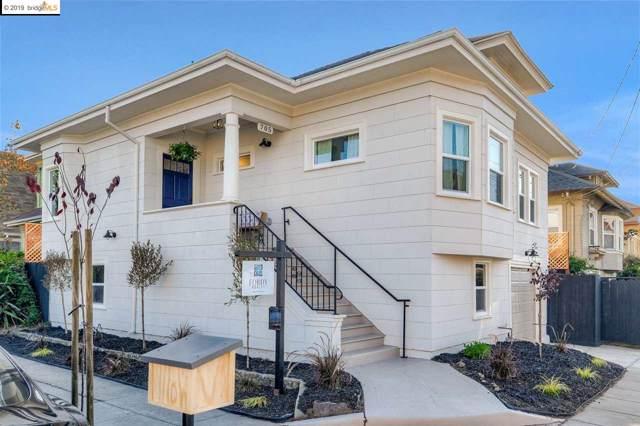 705 61st St, Oakland, CA 94609 (#EB40885523) :: Strock Real Estate
