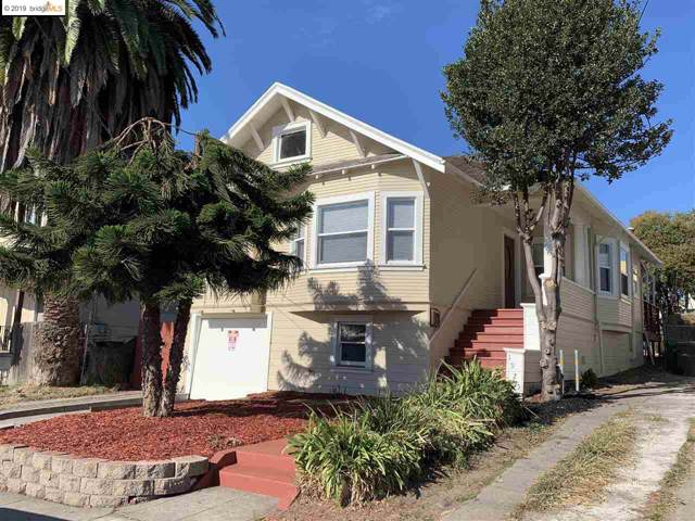 1925 50th Ave, Oakland, CA 94601 (#EB40886352) :: The Kulda Real Estate Group