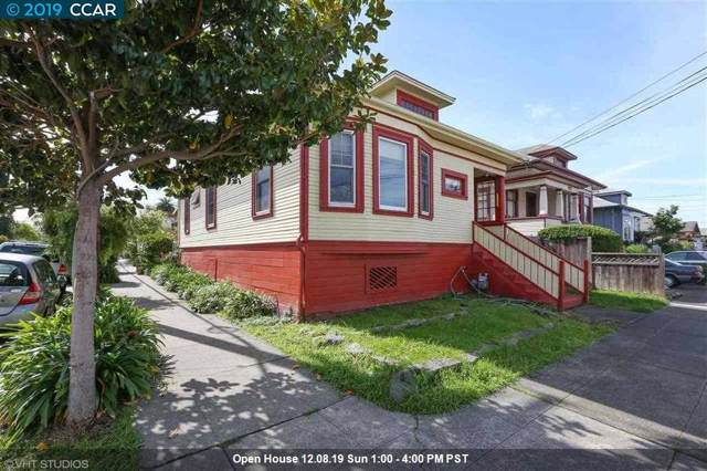 1075 61st Street, Oakland, CA 94608 (#CC40888651) :: The Kulda Real Estate Group