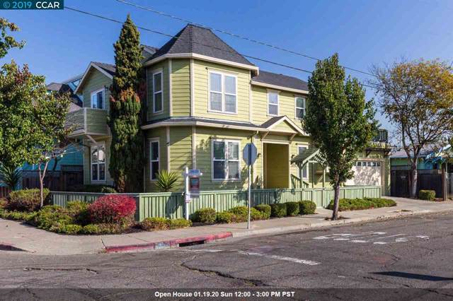 1036 30Th St, Oakland, CA 94608 (#CC40889743) :: The Kulda Real Estate Group