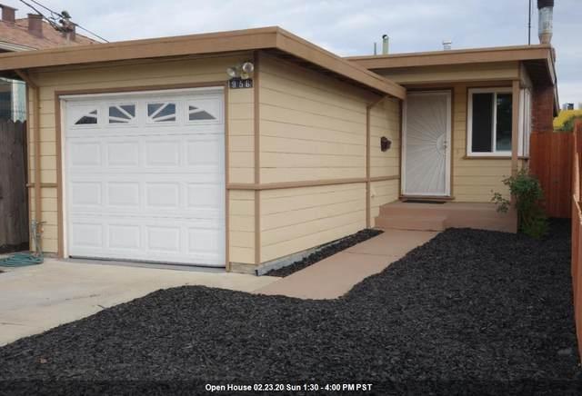956 Wilson Ave, Richmond, CA 94805 (#MR40892339) :: RE/MAX Real Estate Services