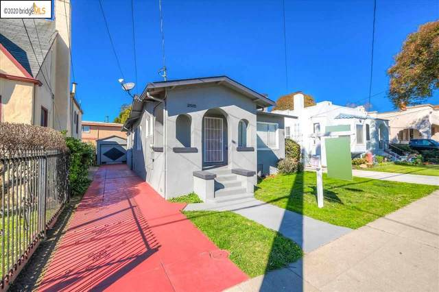 2515 55Th Ave, Oakland, CA 94605 (#EB40895285) :: The Realty Society