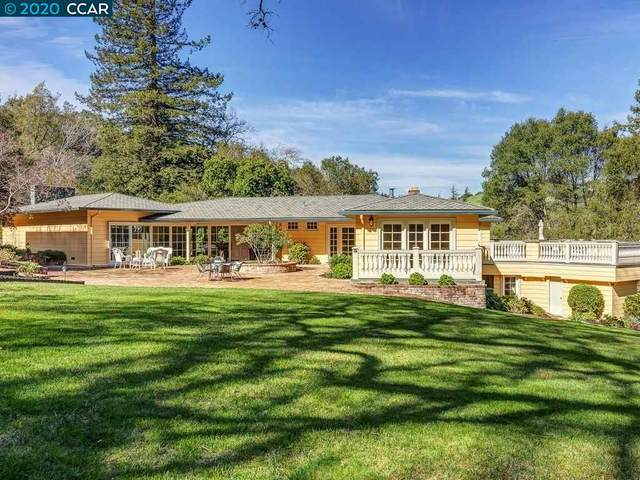 3971 Canyon Rd, Lafayette, CA 94549 (#CC40895738) :: Robert Balina | Synergize Realty