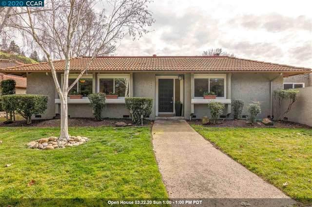1435 Camino Peral, Moraga, CA 94556 (#CC40896536) :: The Kulda Real Estate Group