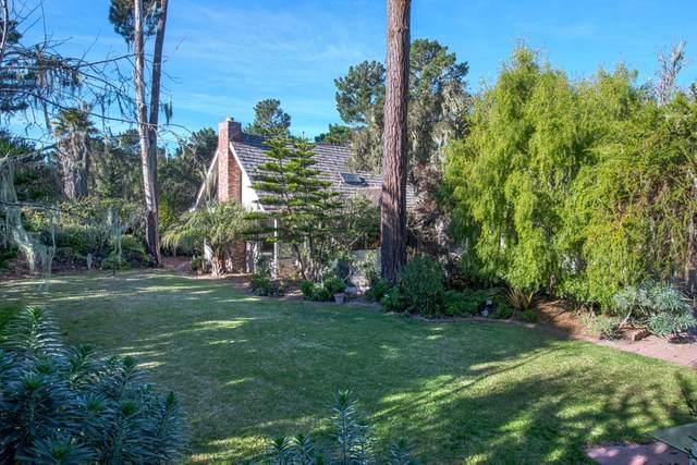 2002 Majella Rd, Pebble Beach, CA 93953 (#ML81798437) :: Real Estate Experts
