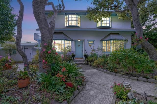 0 San Carlos 7 Sw Of 13th, Carmel, CA 93921 (#ML81846532) :: The Kulda Real Estate Group