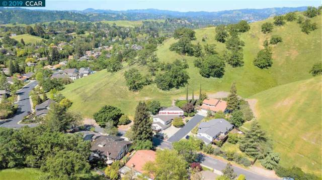2365 Benham Ct, Walnut Creek, CA 94596 (#CC40862670) :: Strock Real Estate