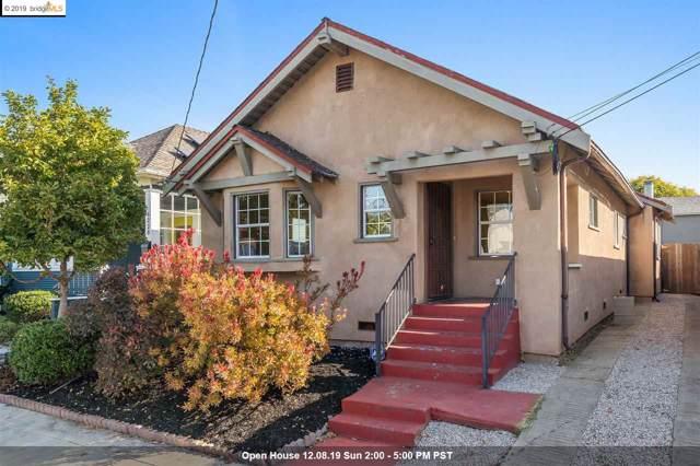 6214 Baker St, Oakland, CA 94608 (#EB40885967) :: The Kulda Real Estate Group