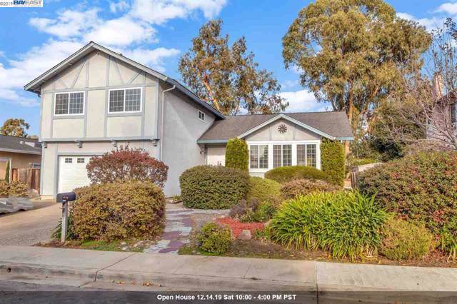 2498 Carisbrook Ct, Hayward, CA 94542 (#BE40889488) :: The Kulda Real Estate Group
