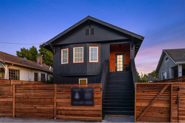 935 Arlington Avenue, Oakland, CA 94608 (#MR40894189) :: The Kulda Real Estate Group