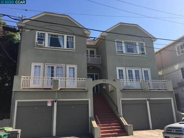 3746 Park Boulevard Way A, Oakland, CA 94610 (#CC40893732) :: The Kulda Real Estate Group