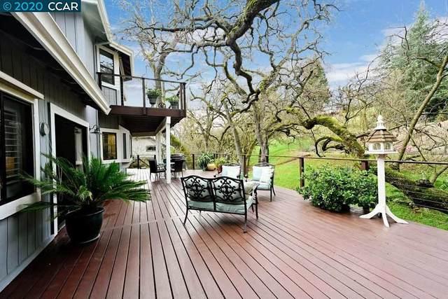 1340 Sugarloaf Dr, Alamo, CA 94507 (#CC40894460) :: The Kulda Real Estate Group