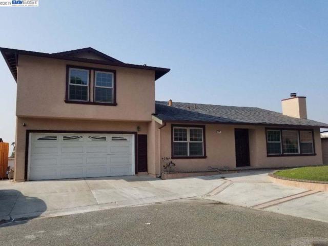 454 Appian Way, Union City, CA 94587 (#BE40861765) :: Strock Real Estate