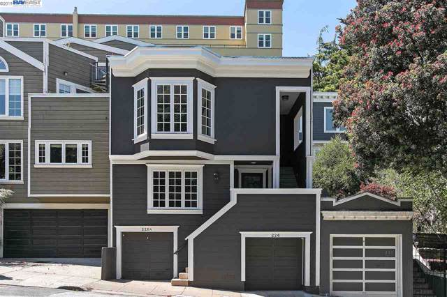 226 Roosevelt Way #226A, San Francisco, CA 94114 (#BE40882937) :: The Sean Cooper Real Estate Group