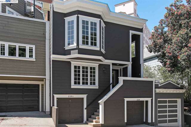 226 Roosevelt Way #226, San Francisco, CA 94114 (#BE40882947) :: The Sean Cooper Real Estate Group