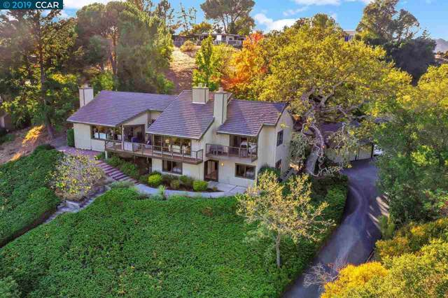 1521 Rancho View Dr, Lafayette, CA 94549 (#CC40887850) :: The Kulda Real Estate Group