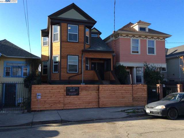 3107 Filbert St, Oakland, CA 94608 (#BE40889862) :: The Sean Cooper Real Estate Group