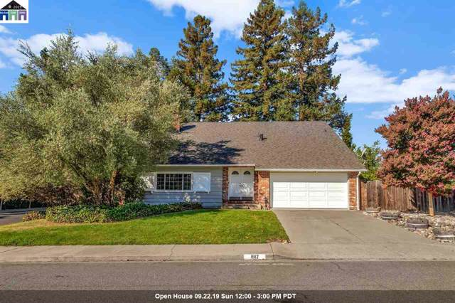1917 Carriage, Walnut Creek, CA 94598 (#MR40878765) :: RE/MAX Real Estate Services