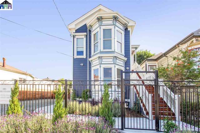 717 Sycamore St, Oakland, CA 94612 (#MR40881153) :: The Kulda Real Estate Group