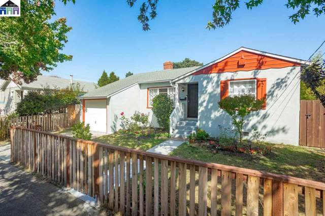 2315 West Street, Berkeley, CA 94702 (#MR40882369) :: The Realty Society