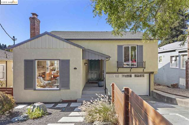 467 Florence Ave, Oakland, CA 94618 (#EB40887027) :: The Sean Cooper Real Estate Group