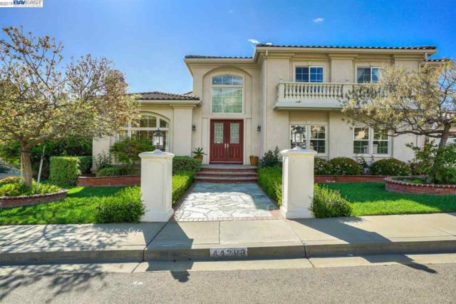 44293 Hunter Pl, Fremont, CA 94539 (#BE40861879) :: Maxreal Cupertino