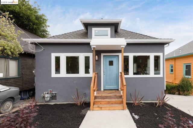 4160 Howe Street, Oakland, CA 94611 (#EB40866047) :: The Warfel Gardin Group