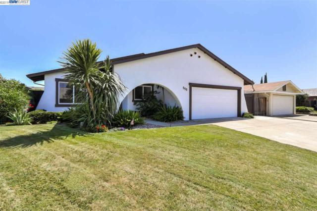 555 Colusa Way, Livermore, CA 94551 (#BE40874652) :: The Goss Real Estate Group, Keller Williams Bay Area Estates