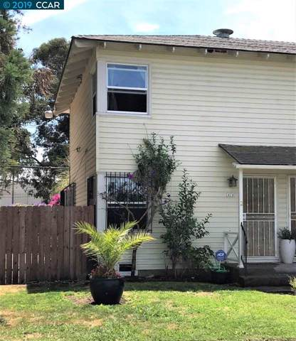 12 W Chanslor Ct, Richmond, CA 94801 (#CC40877580) :: The Sean Cooper Real Estate Group