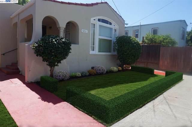 5715 Elizabeth St, Oakland, CA 94621 (#BE40878501) :: Strock Real Estate
