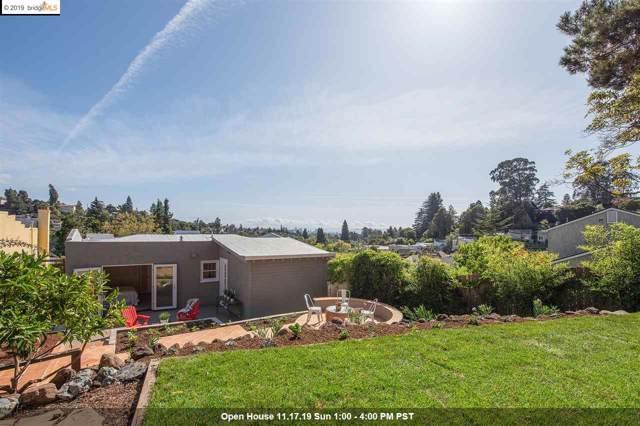 6720 Manor Crst, Oakland, CA 94618 (#EB40883531) :: Strock Real Estate
